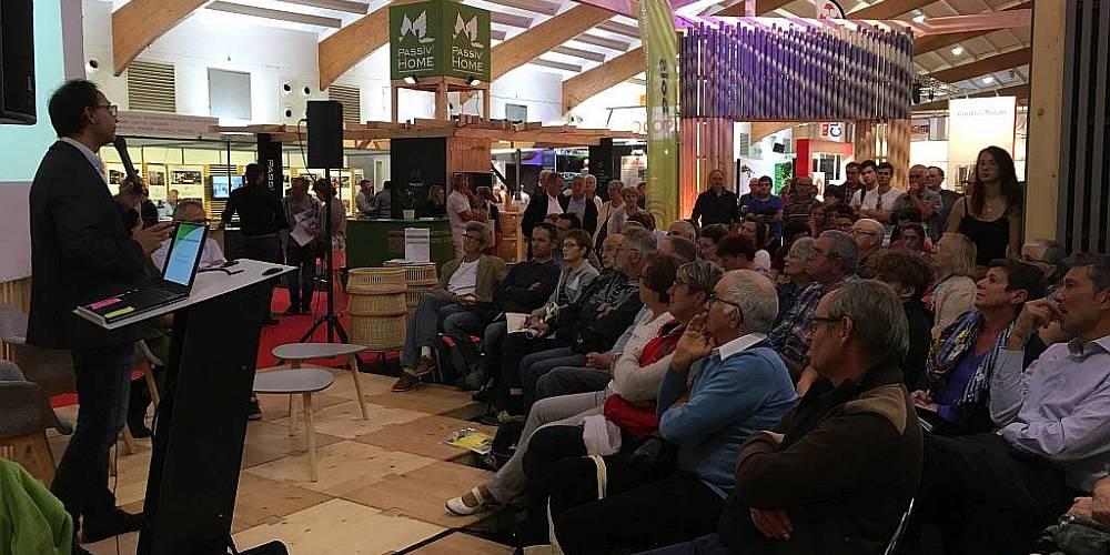 conferences salon habitat et bois